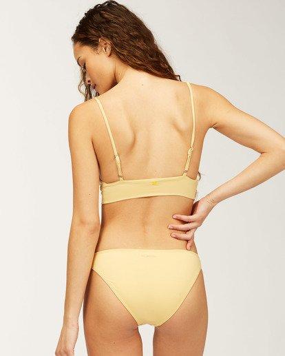 2 Sol Searcher V Cami Bikini Top White XT463BSO Billabong