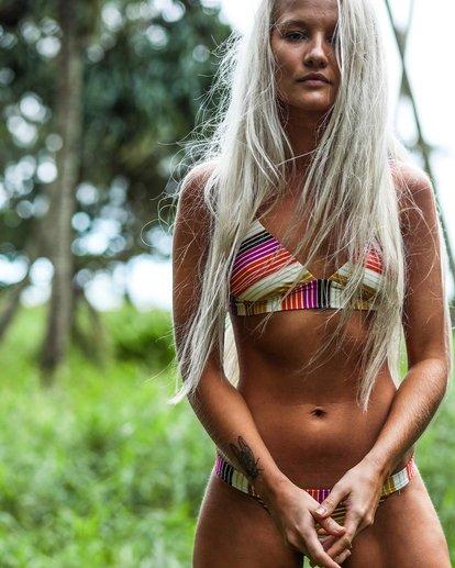 0 Shady Lane Tri Bikini Top Grey XT46UBSH Billabong