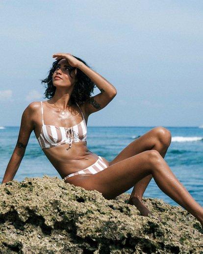 0 Shady Sands Bralette Bikini Top Green XT471BSH Billabong
