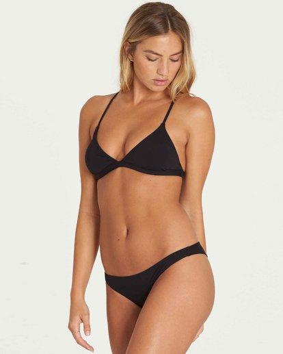 1 It's All About The Triangle Bikini Top Black XT51JITS Billabong