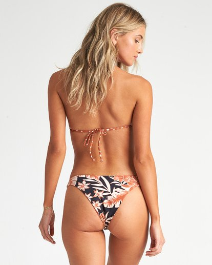 1 Shadow Play Tri Reversible Bikini Top Grey XT531BSH Billabong