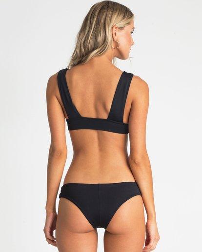 2 Sol Searcher Plunge Bikini Top Black XT53UBSO Billabong