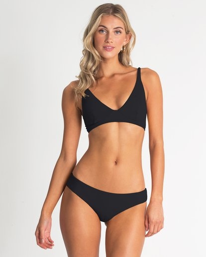 0 High On Sun Bralette Bikini Top Black XT54UBHI Billabong