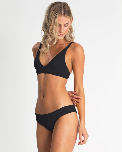 1 High On Sun Bralette Bikini Top Black XT54UBHI Billabong