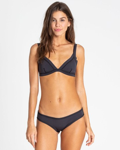0 Del Sur Tri Me Reversible Triangle Bikini Top  XT57TBDE Billabong