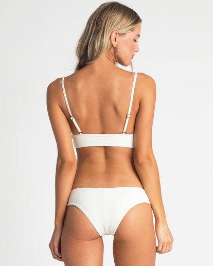 2 Sol Searcher V Cami Bikini Top White XT70TBSO Billabong