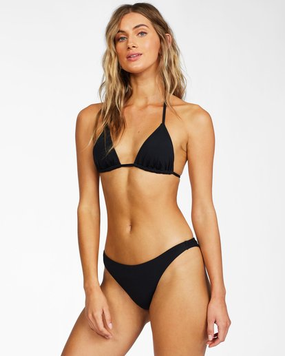 1 Sol Searcher Tri Bikini Top Black XT742BSO Billabong