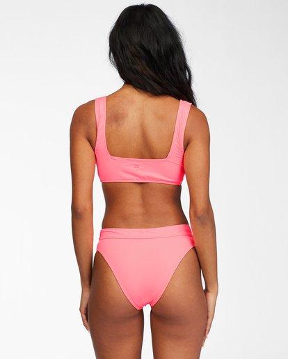 2 Sol Searcher Tank Bikini Top Pink XT772BSO Billabong
