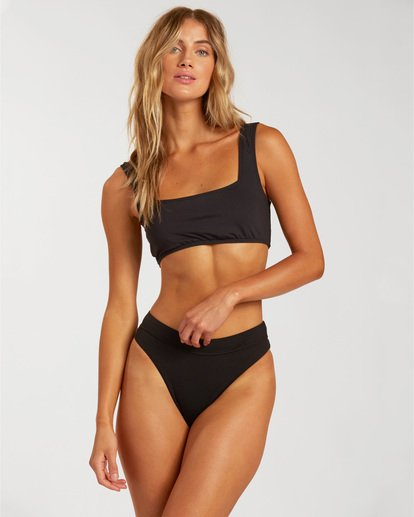 4 Sol Searcher Tank Bikini Top Black XT772BSO Billabong