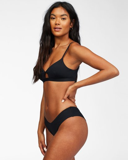 2 Sol Searcher Twist Bikini Top Black XT782BSO Billabong
