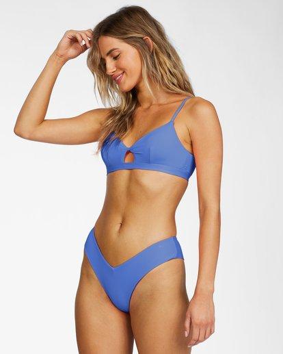 1 Sol Searcher Twist Bikini Top Purple XT782BSO Billabong