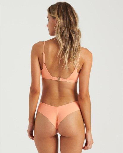 1 Sol Searcher Twist Bikini Top Red XT782BSO Billabong