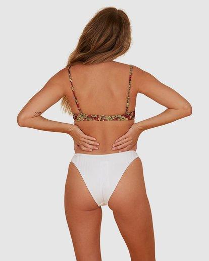2 Sunbaked Bra Bikini Top Red XT841BSU Billabong