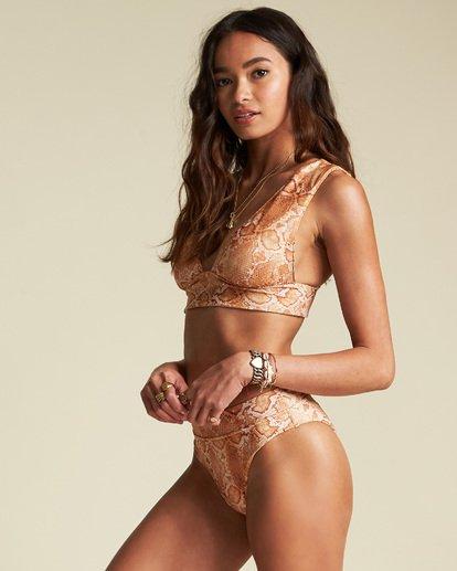 1 Sincerely Jules Over The Sun Plunge Bikini Top  XT921BOV Billabong