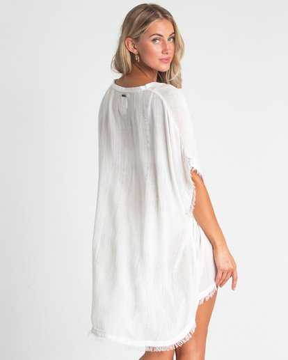 2 Seek And Find Cover Up White XV01UBSE Billabong