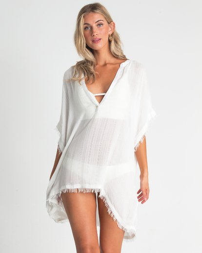 3 Seek And Find Cover Up White XV01UBSE Billabong