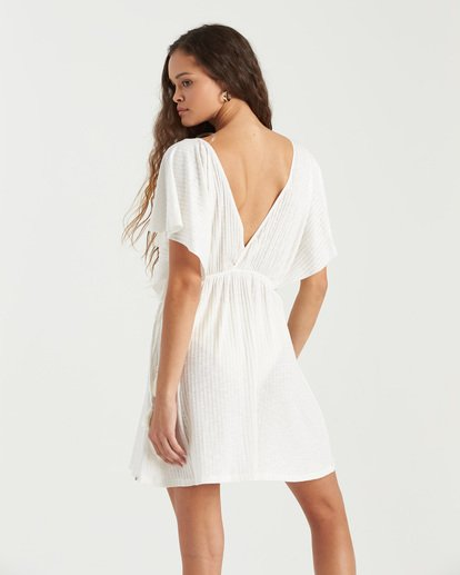 2 Short Tides Dress White XV023BSH Billabong
