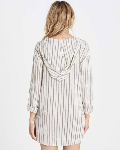 2 Same Story Hooded Cover Up  XV03LSAM Billabong