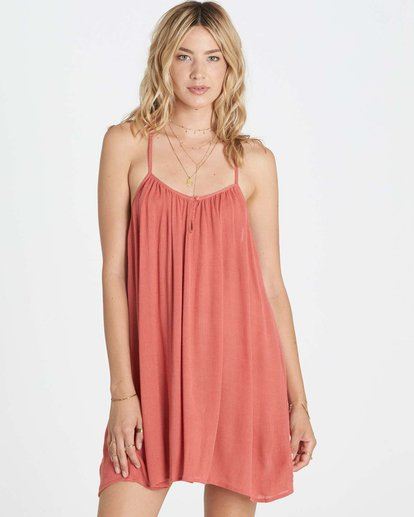 0 Seven Seas Cover Up Dress  XV04LSEV Billabong