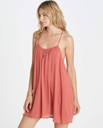 1 Seven Seas Cover Up Dress  XV04LSEV Billabong