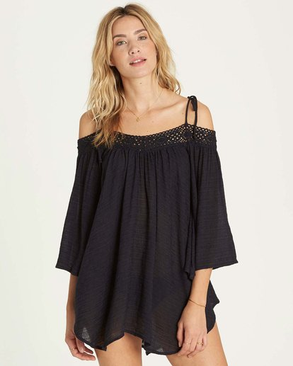 0 Breeze On Cover Up  XV04MBRE Billabong