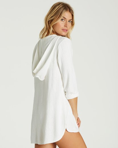 1 Same Story Cover Up White XV04VBSA Billabong