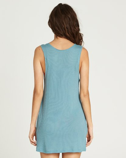3 Lost At Sea Cover Up Dress  XV12PBLO Billabong