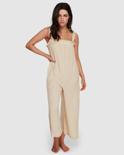 1 Current Wave Jumpsuit White XV20VBCU Billabong