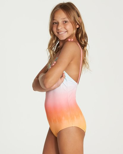 1 Hazy Daze One Piece Swim  Y102UBHA Billabong