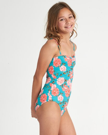 1 Sunny Shore One Piece Grey Y1031BSU Billabong