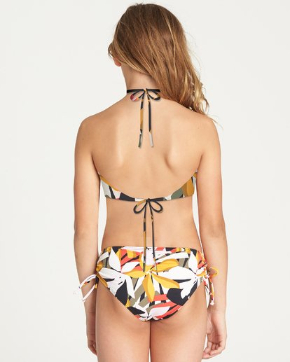 1 Girls' Eastern Sun High Neck Bikini Set  Y204TBEA Billabong