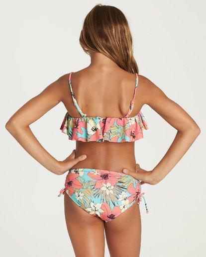 2 Aloha Sun Flutter Bikini Set Green Y204UBAL Billabong