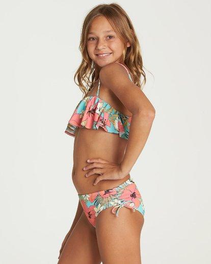 1 Aloha Sun Flutter Bikini Set Green Y204UBAL Billabong