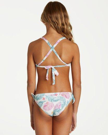 1 Girls' Mas Playas Tali Swim Set  Y206VBMA Billabong