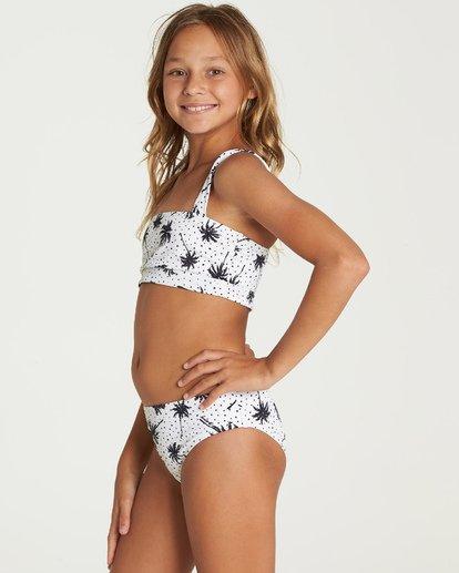 1 Totally Rad Square Neck Bikini Set  Y207UBTO Billabong