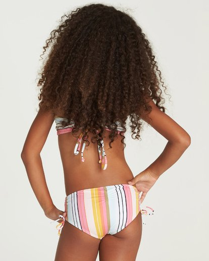 2 Girls' Sunny Song High Neck Bikini Set  Y208UBSU Billabong