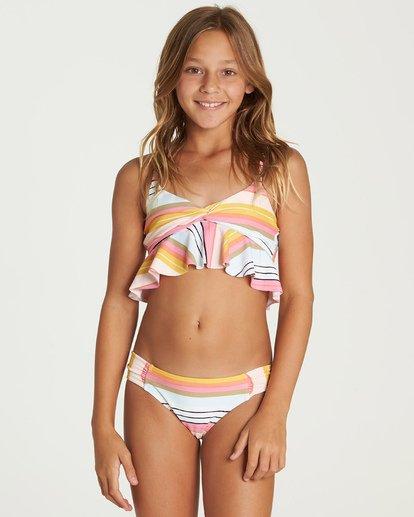 0 Sunny Song Flutter Bikini Set  Y209UBSU Billabong