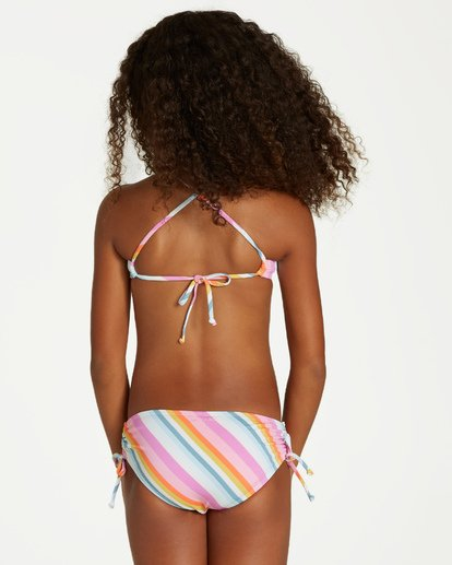 2 Girls' Magic Hour Tali Swim Set  Y209VBMA Billabong
