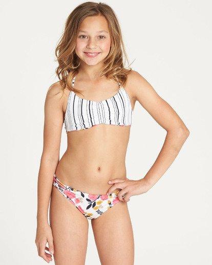 3 Girls' Sun Dream Tali Bikini Set  Y213TBSU Billabong