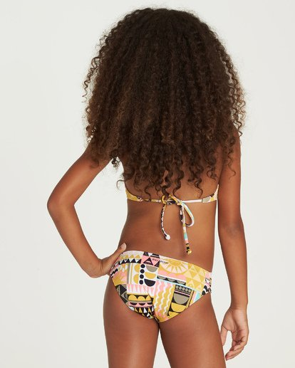 2 Mod Love High Neck Bikini Set Black Y218UBMO Billabong