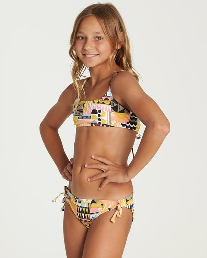 1 Mod Love Tali Bikini Set Grey Y219UBMO Billabong
