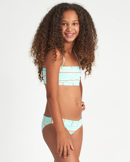 1 Girls' Baja Bliss Tank Set Multicolor Y2201BBA Billabong