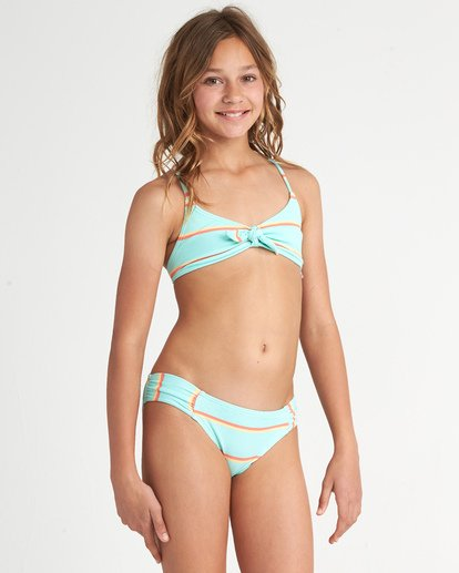 0 Girls' Baja Bliss Tali Set Multicolor Y2211BBA Billabong