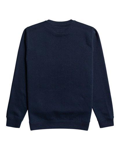4 Walled - Sweatshirt for Men Blue Z1CR03BIF1 Billabong