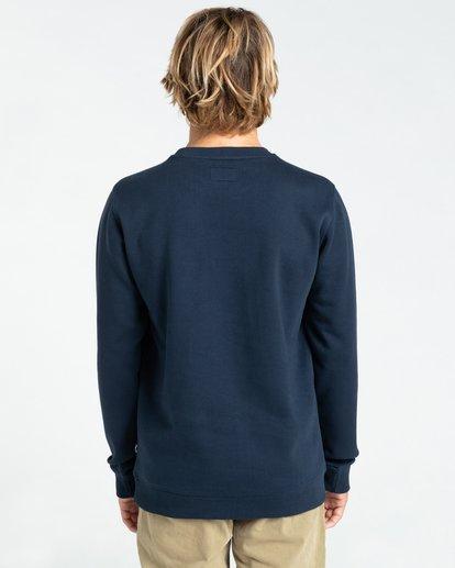 1 Walled - Sweatshirt for Men Blue Z1CR03BIF1 Billabong