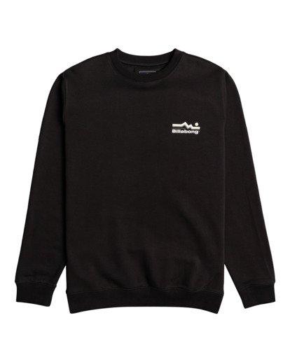 4 Denver - Sweatshirt for Men Black Z1CR06BIF1 Billabong
