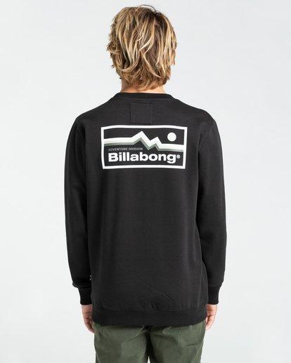 2 Denver - Sweatshirt for Men Black Z1CR06BIF1 Billabong