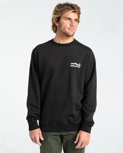 1 Denver - Sweatshirt for Men Black Z1CR06BIF1 Billabong