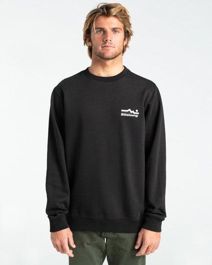 3 Denver - Sweatshirt for Men Black Z1CR06BIF1 Billabong