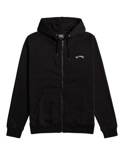 3 Original - Sweat à capuche zippé pour Homme Noir Z1FL34BIF1 Billabong